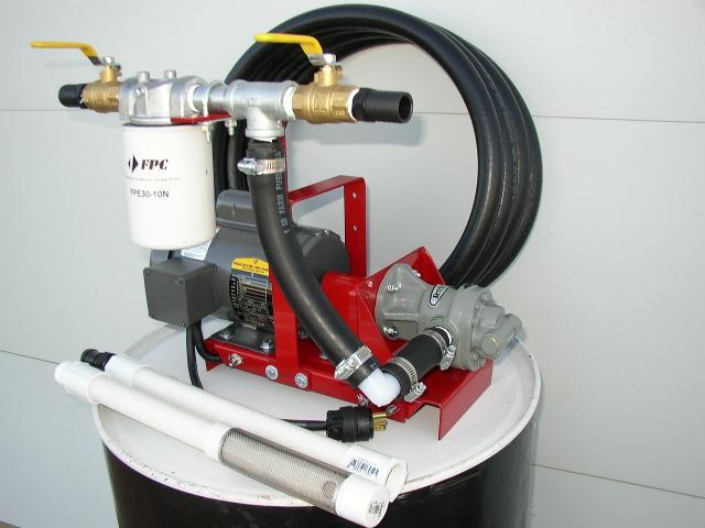 Waste Oil Pump Waste Oil Filtration